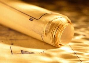 bluprint scroll