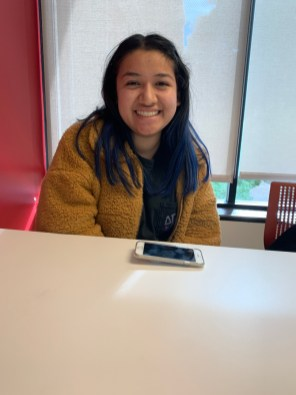 """I guess they are a good idea because they might make the lines shorter at Moody dining hall,"" said psychology sophomore Kimberly Sanchanze. 