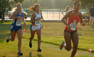 The women's squad finished ninth at the Rice Invitational. | Isabella Serimontrikul/The Daily Cougar