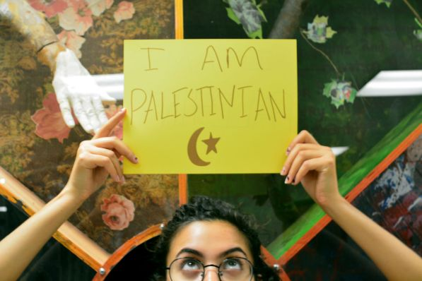 """""""Diversity needs to be less of an aesthetic,"""" said media production freshman Reem Al-bisha. """"There should be more actions towards making everyone feel more welcomed and accepted. We need more of a community, not just small ethnic groups of students."""" 
