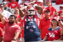 The 27-24 loss to Texas Tech snaps Houston's nation-leading streak of 16 consecutive wins at home. Houston will look to begin a new streak when they return to TDECU Stadium on Oct. 8 against SMU. | Thomas Dwyer/The Cougar