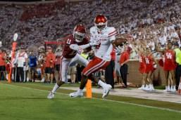 Houston's offense ran eight more plays than Oklahoma. | Trevor Nolley/The Cougar