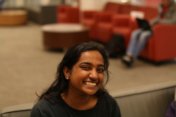 """""""I don't know if I'm dressing up this year,"""" said finance senior Sarah Varghese. """"Last year I went to Sixth Street though, and I went as a wrestler — just shorts (and) a crop top. I didn't put that much thought into it."""" 