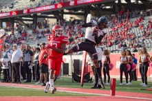 Cincinnati came into the game 4-1 and ranked No. 25. | Trevor Nolley/The Cougar