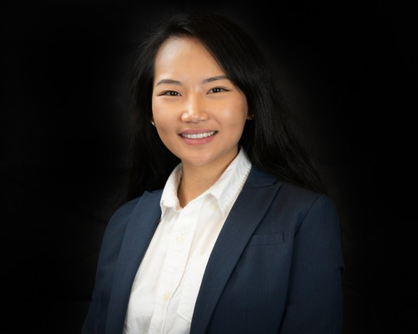 Ailin Fei: senior, hotel and restaurant management major, sponsored by Texas Restaurant Association Cougar Chapter | Courtesy of the Homecoming Board