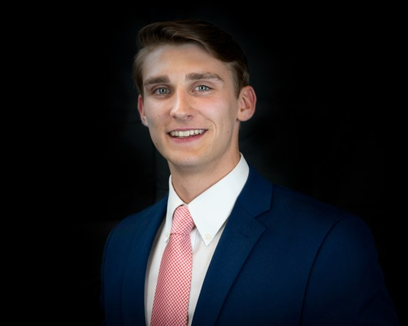 John Austin Schaudel: senior, business management major, sponsored by Sigma Phi Epsilon | Courtesy of the Homecoming Board