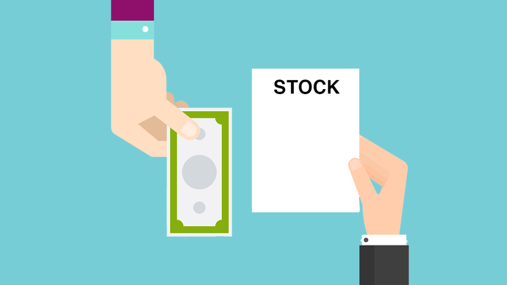 What are stock buybacks