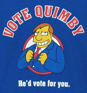 Vote Quimby