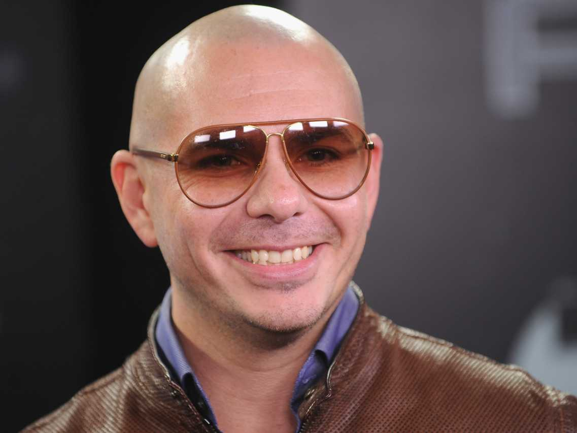 Pitbull Decides To Legally Change First Name To Featuring