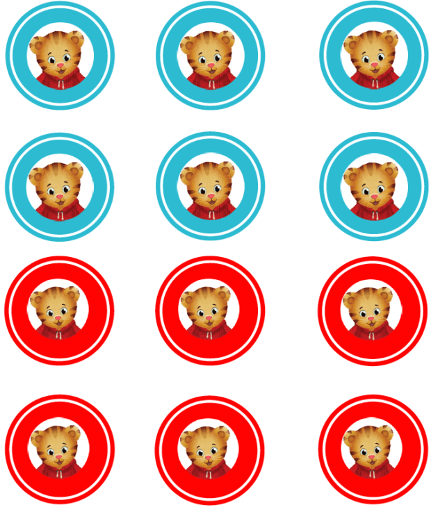 Party Rewind Daniel Tiger Birthday Party With Free Printables The Daily Hostess