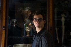 Robert Sheehan as Simon Lewis in THE MORTAL INSTRUMENTS: CITY OF BONES (Image Credit: 2013 Constantin Film International GmbH and Unique Features (TMI) Inc.)