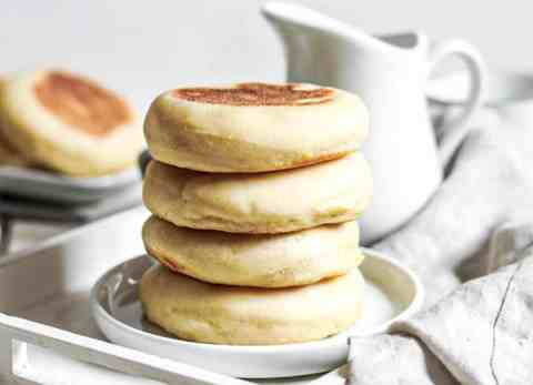 Muffins nature sans beurre