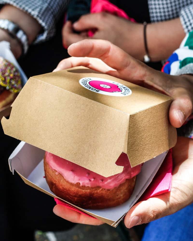 Donuts bonshaker paris