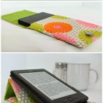 DIY Tablet Cover & Stand