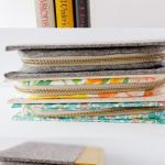 Upcycle a Book into a Zippered Clutch!