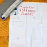 Super Fast PDF Pattern Assembly