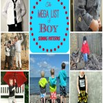 Boy Sewing Patterns List