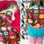 Free Backpack Sleeping Bag Pattern