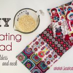 Sew a DIY Heating Pad