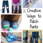 15 Create Patch Ideas