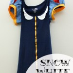 Easy DIY Snow White Shirt
