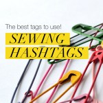 The Best Sewing Hashtags