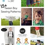 Sewing Patterns For Tweens
