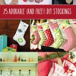 25 Adorable Stockings to Make