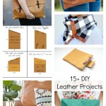 DIY Leather Accessory Projects
