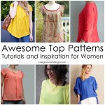 12 Must Sew Tops