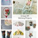 Unique DIY Stitching Ideas