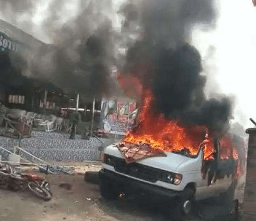My Missing Son's Corpse Not Found at the Altar of Burnt Akure Church – Mother 3