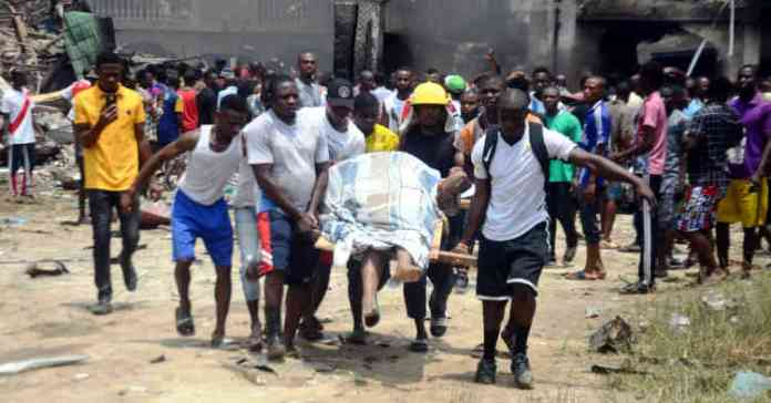Abule-Ado Explosion: Residents Recount Ordeal as Death Toll Rises to 23