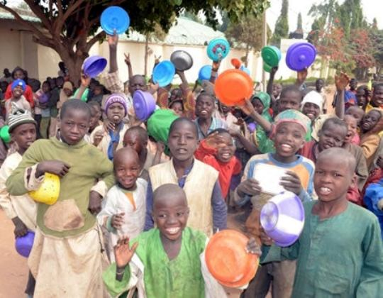 Almajiri is a Big Challenge Facing Nigeria – Senate President