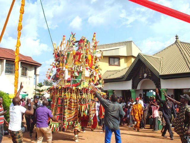 Egwu Imoka: Obey government's order, Awka Monarch advices indigenes 3