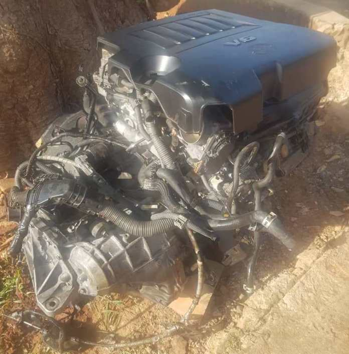Police smash car robbery syndicate in Anambra, recover engine of snatched SUV 1