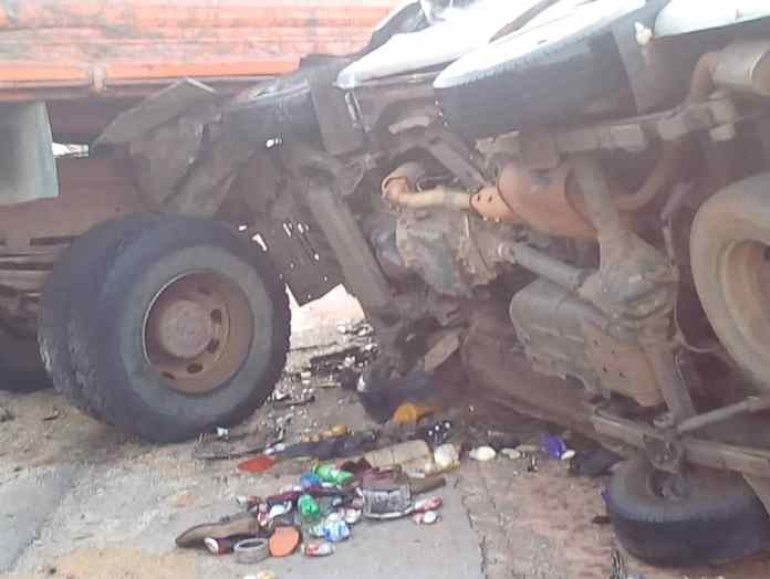 Tragic: Two die, twelve critically injured in Anambra auto crash 2