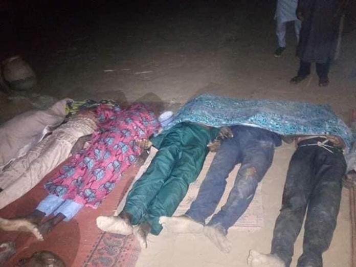 BREAKING: Bandits kill not less than 60 at Sabon Birni in Sokoto (Photo) 1