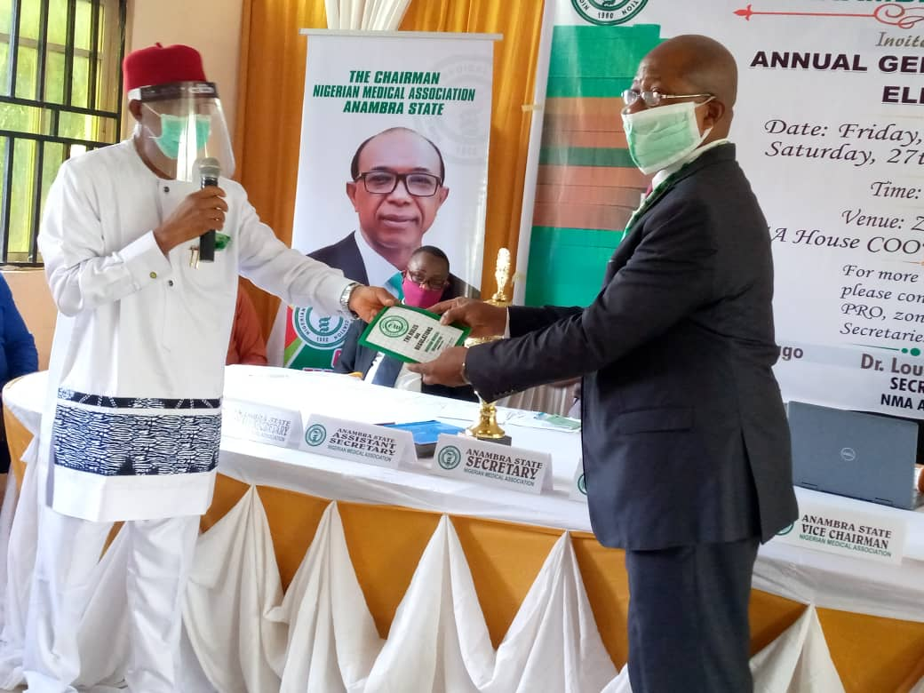 Anambra NMA officers emerge electronically in epoch making AGM 3