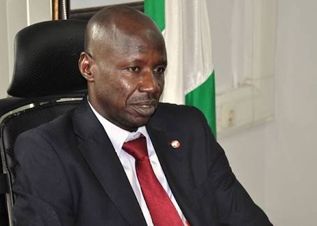 """""""No Blackmail Can Make Me Give Up"""" - Magu On Malami's Accusations 3"""