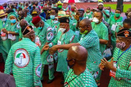 Ekpenyong emerges new Akwa Ibom PDP chairman 2