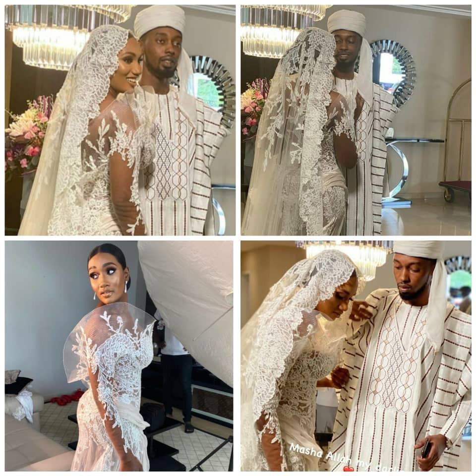 Tinubu, El-Rufai, Ganduje, others attend Atiku and Ribadu's children's wedding (photos) 8