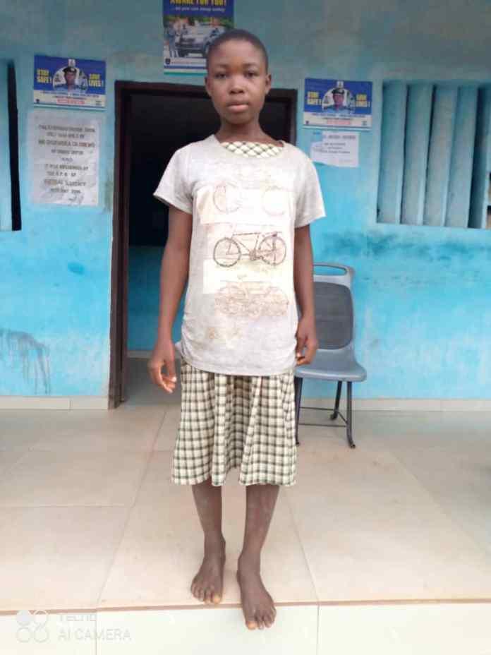 Three female teenagers found wandering in Anambra 1