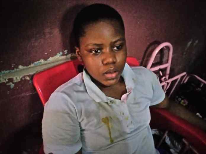 Female vendor agonizes over 10-year old bedridden son, seeks N.7m surgery bill 1