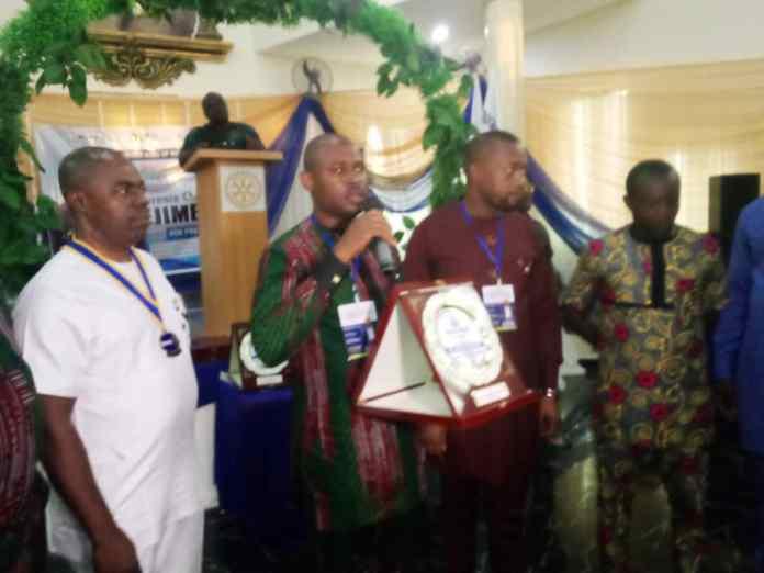 Rotary Club Nnewi Urban Installs New President 2