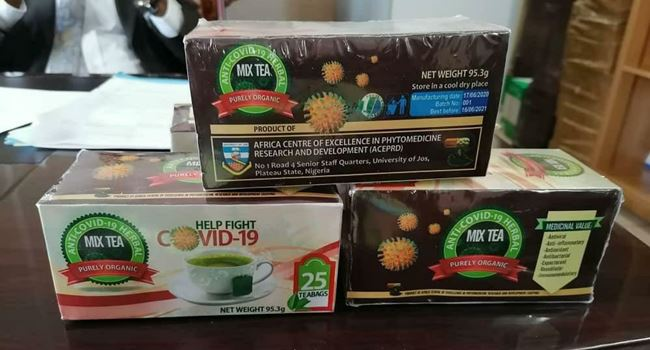 High hopes for Nigeria as UNIJOS produces herbal tea for COVID-19 prevention 3