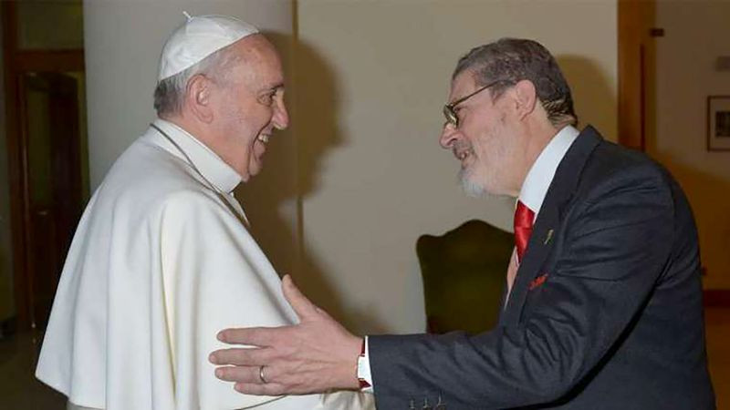 Pope Francis' personal doctor dies from COVID-19 3