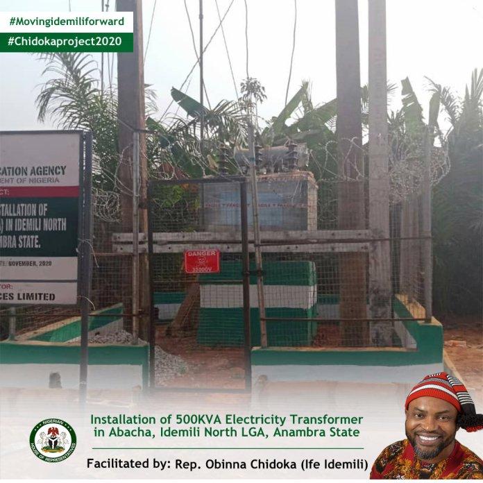 Idemili Federal Constituency celebrates Hon Chidoka's impactful representation 12