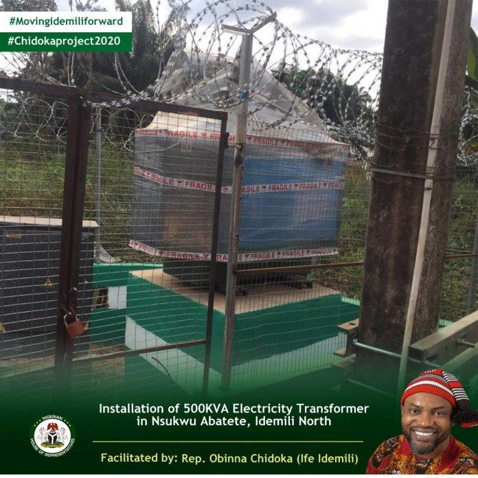 Idemili Federal Constituency celebrates Hon Chidoka's impactful representation 4
