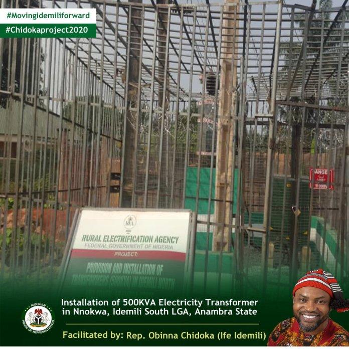Idemili Federal Constituency celebrates Hon Chidoka's impactful representation 3